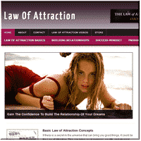 Law of Attraction PLR Blog 1