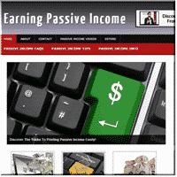 Passive Income PLR Site 1