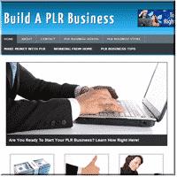 PLR Business PLR Site 1