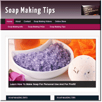 Soap Making Tips Pre Made Blog 1