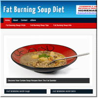 Soup Diet Turnkey Site 1