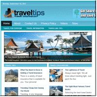 Travel Niche Blog 1