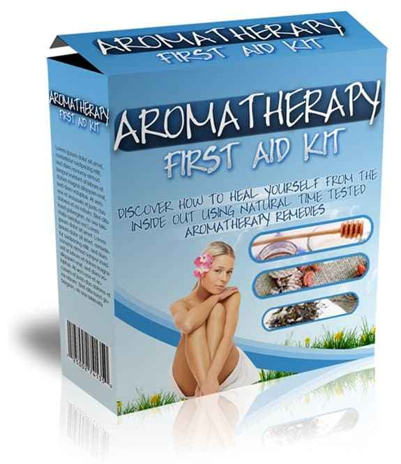 Aromatherapy First Aid Kit
