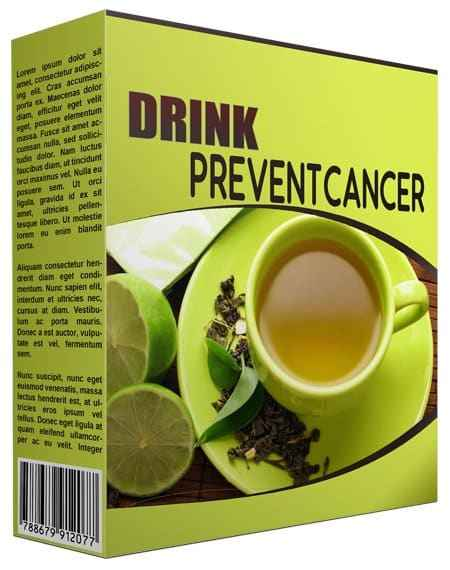 Drink To Prevent Cancer