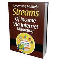 Streams of Income via Internet Marketing 1