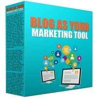 Blog As A Marketing Tools Articles