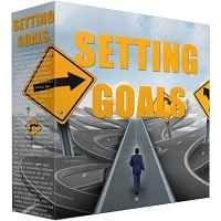 Setting Goals PLR Content