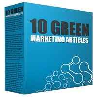 10 Green Marketing Content Articles