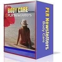 Body Care Niche Newsletters