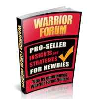 Warrior Forum Pro-Seller Insights and Strategies 1