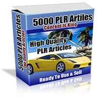 5000 PLR Article Pack