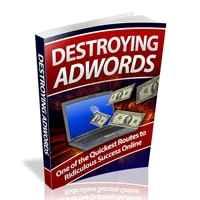 Destroying Adwords 1