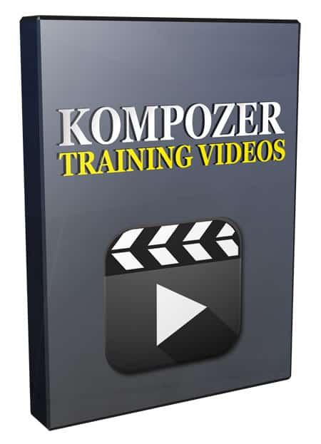 Kompozer Training Video Series 2016