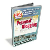 Personal Blogging 1