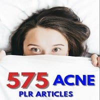 575 Acne PLR articles
