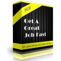 Get A Great Job Fast
