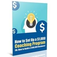 Set Up a Coaching Program