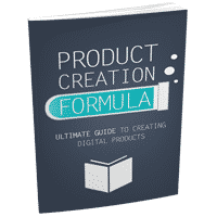 Product Creation Formula Gold