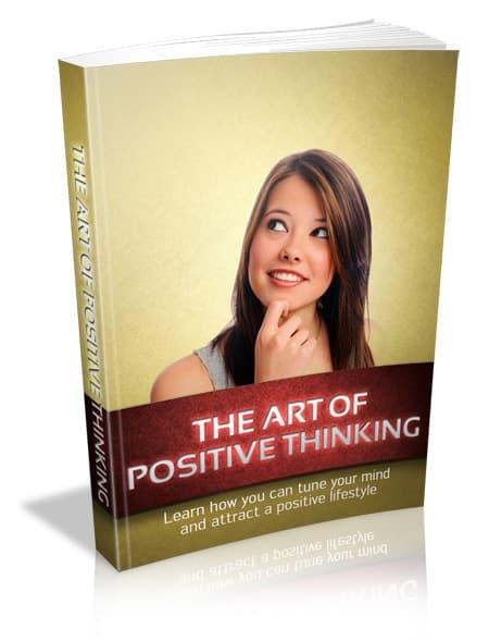 Theartofpositivethinking Ebookmed