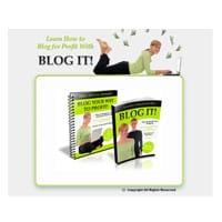 Blog It Minisite