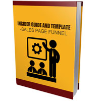 Insider Guide Template – Sales Page Funnel