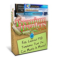 Premium Headers Pack