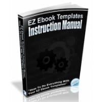 EZ Ebook Templates Instruction Manual