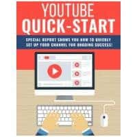 Youtube Quick Start 1