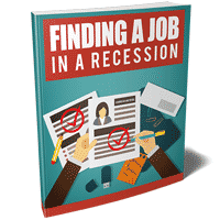 Finding A Job In A Recession 1