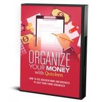 Organize Your Money With Quicken 1