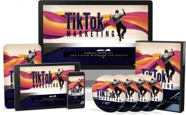 Tiktok Marketing Video