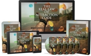 The Real Law Of Attraction Code Video