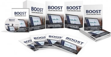 Boost Your Online Sales Video