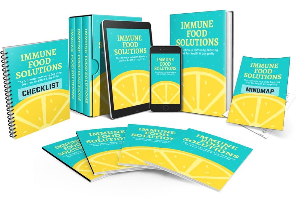 Immune Food Solutions Video