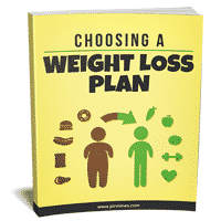 Choosing A Weight Loss Plan