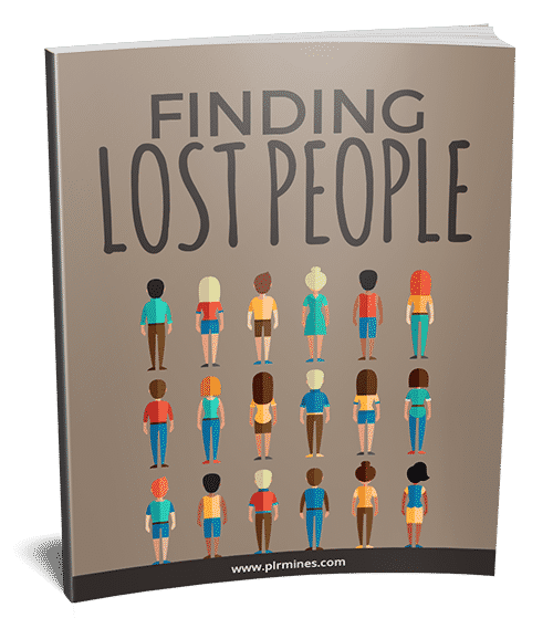 Finding Lost People