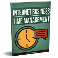 Internet Business Time Management