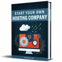 Start Your Own Hosting Company