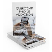overcome phone addiction