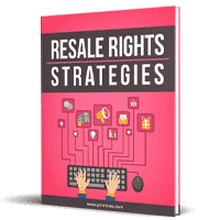 resale rights strategies
