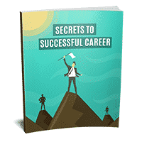 Secrets to Successful Career