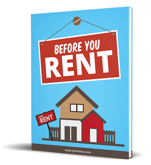 before you rent