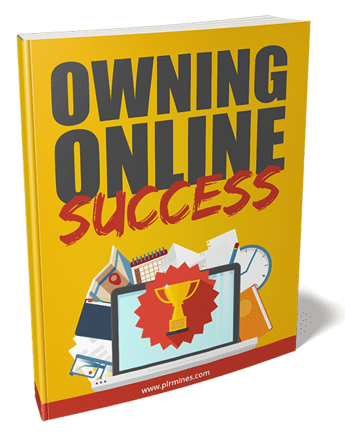 owning online success