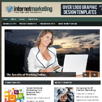 internet marketing plr blog